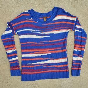 Cooper Key Crewneck Sweater sz Medium